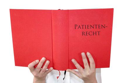 Kurzer Leitfaden für medizingeschädigte Patienten