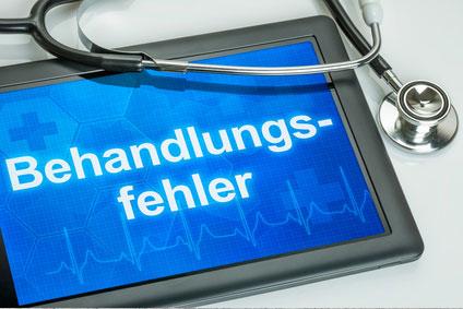 Patientenrechte bei ärztlichen Behandlungs- und Aufklärungsfehlern