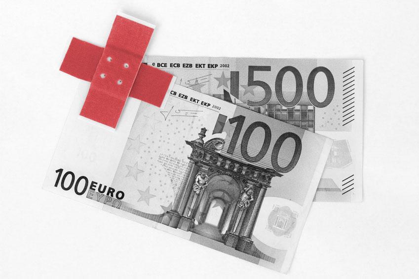 Schmerzensgeldtabelle