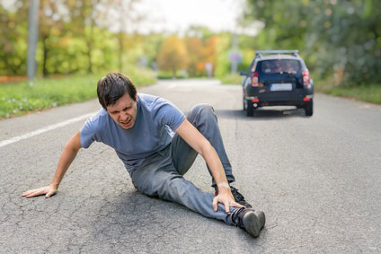 Unfallregulierung ohne Rechtsanwalt